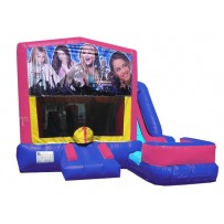 Hannah Montana 7n1 Bounce Slide combo (Wet or Dry)