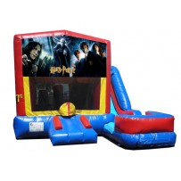 Harry Potter 7N1 Bounce Slide combo (Wet or Dry)