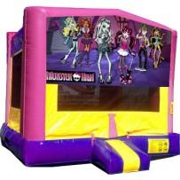 Monster High Bounce House