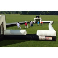 Soccer Stadium Inflatable - With Balls