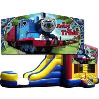 Train Bounce Slide combo (Wet or Dry)