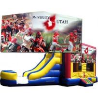 University of Utah (Utes) Bounce Slide combo (Wet or Dry)