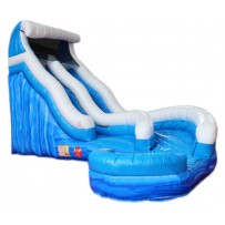 18ft WaveRunner Curve Wet/Dry Slide