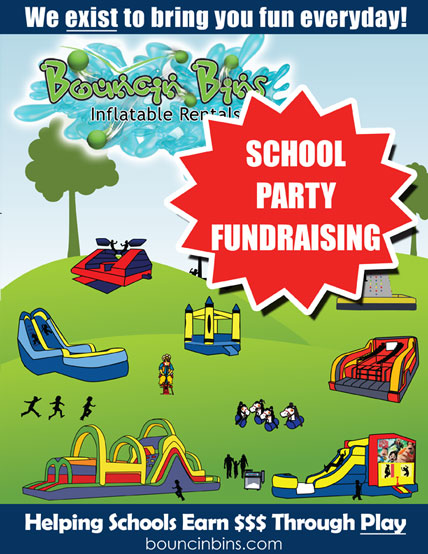 fundraising inflatables carnival